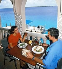 Buddy Dive Resort Dining photo