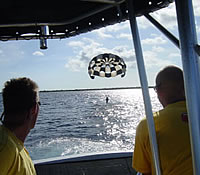 Buddy Dive Resort Parasailing photo