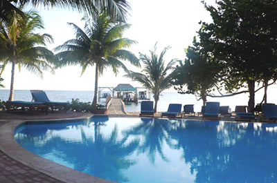 Hamanasi Dive Resort