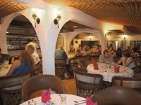Scuba Club Cozumel Dining photo